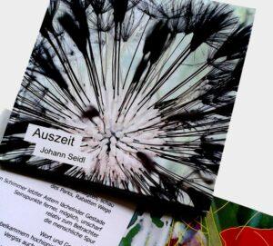 Auszeit – Wort und Bild - 'Hardcover 2013