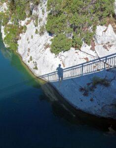 Brücke über den Verdon bei Quinson